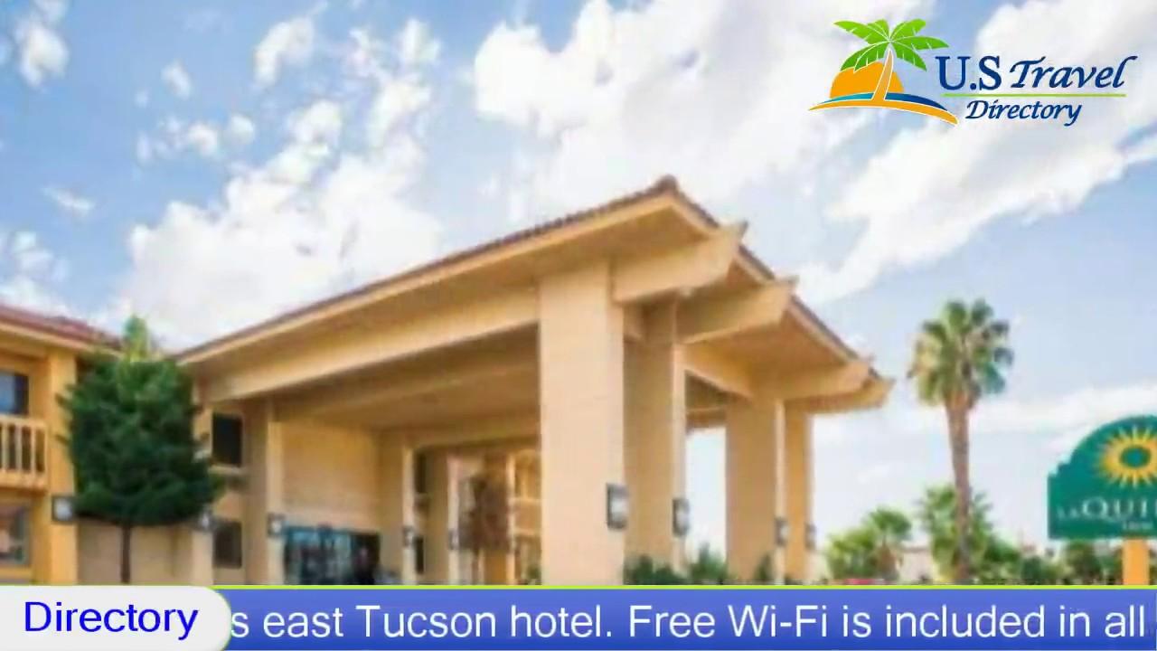 la quinta inn tucson east hotel - tucson, arizona - youtube