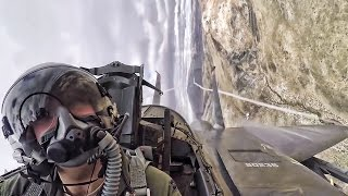 F-15E Strike Eagle • Cockpit Inflight Video