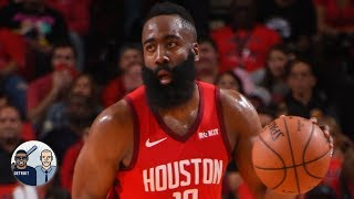James Harden will adjust to any defense the Jazz show him - Ryen Russillo | Jalen & Jacoby
