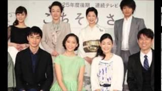 NHKごちそうさんキャストメンバーで「ごちそうさんLINE」が盛り上がって...