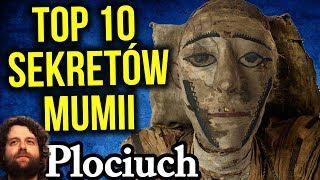 TOP 10 Przerażających Sekretów i Ciekawostek o Mumiach z Egiptu - Plociuch