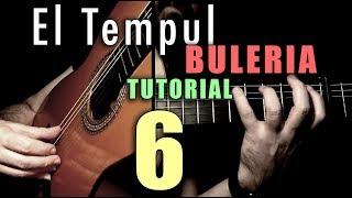 Picado Exercise 02 - El Tempul (Buleria) by Paco de Lucia