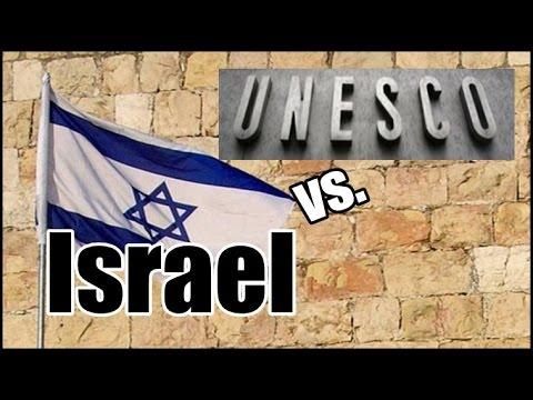 Fim dos Tempos! Unesco Aprova Resolução Polêmica Contra Israel