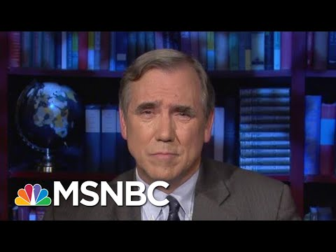 Sen. Jeff Merkley: 'Absurd' There's Only Going To Be One Copy Of FBI Report | The Last Word | MSNBC