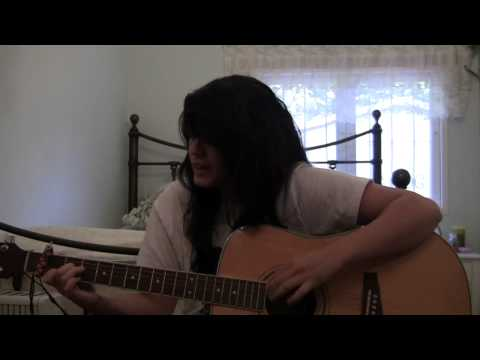 In Your Arms Kina Grannis cover (with chords & lyrics)