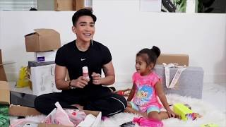 Bretman Rock Being a Father To Cleo
