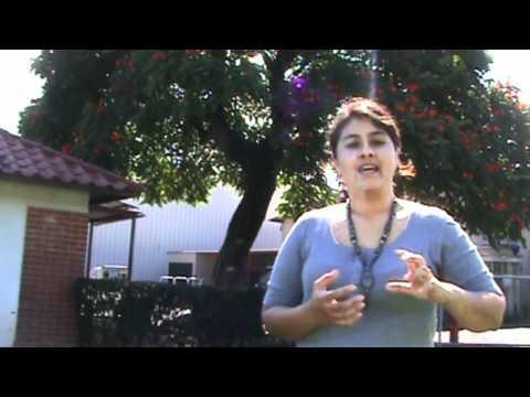 US Embassy San Salvador Media Course Video 1 with Rocio Flores