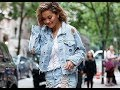 Double Up on Denim This Fall Like a Celebrity