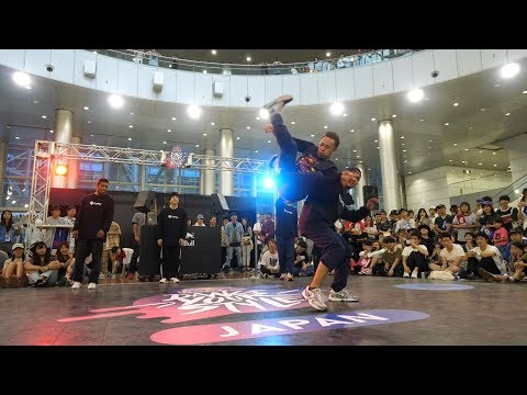 THE FLOORRIORZ 世界一のブレイクダンスチーム RED BULL DANCE YOUR STYLE