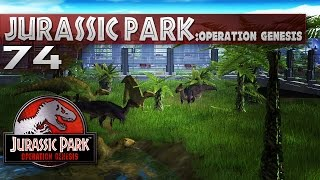Jurassic Park: Operation Genesis || 74 || Iguanodon