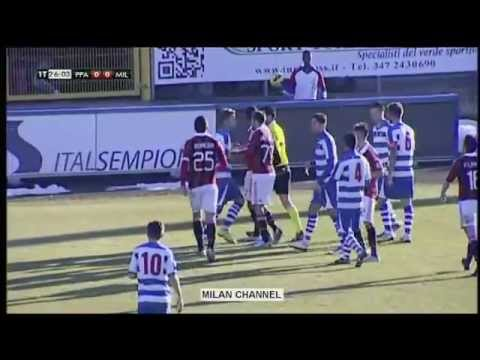 AC Milan Walk Off After 'Racist Chanting'