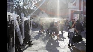 Zamieszki podczas Marszu Równości w Lublinie. Policja użyła gazu łzawiącego