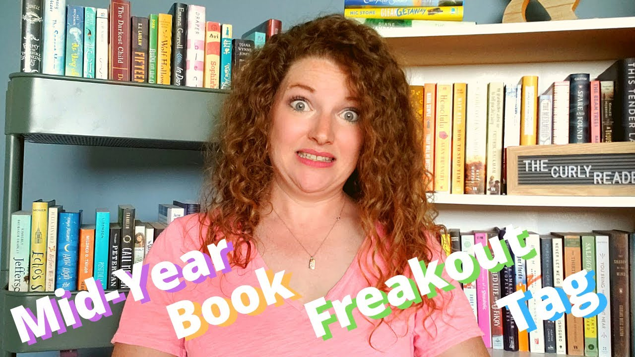 Mid-Year Book Freakout Tag 2020 | #midyearbookfreakout