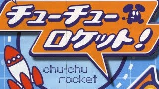 Classic Game Room - CHU CHU ROCKET (Japanese) review for Sega Dreamcast