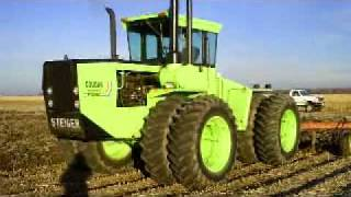 Ripping with a PTA 280 steiger