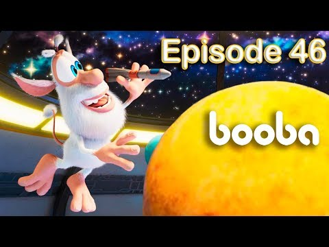 Booba - Spaceship  🚀 Episode 46 - Funny cartoon for kids Kedoo ToonsTV