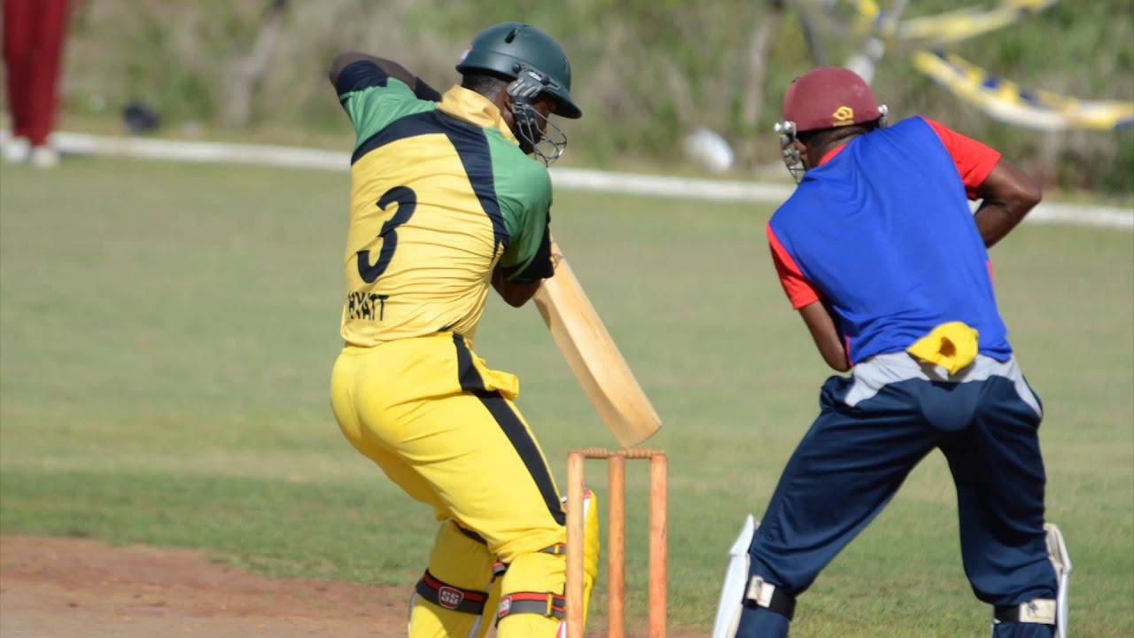 Jamaica cricket team ready for Caribbean T20 - YouTube