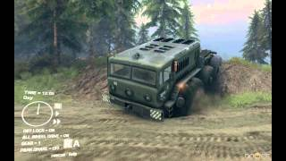 Spin Tires - The ultimate off-road challenge! Thriller 2013 HD