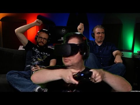 VRodeo 01: SurrealVR, The Climb, and More