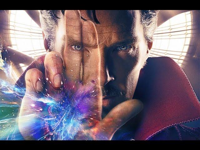 דוקטור סטריינג' טריילר 2016 - Doctor Strange