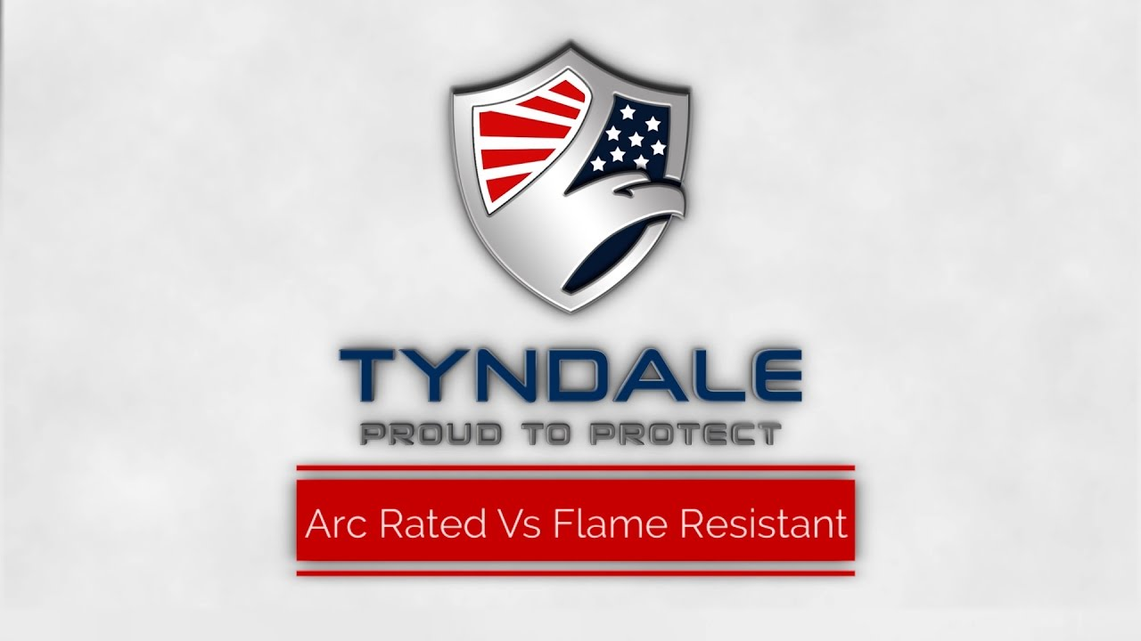 Arc Rated Clothing Vs Flame Resistant Clothing Youtube