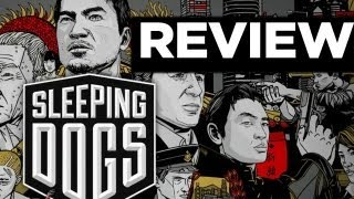 Sleeping Dogs REVIEW!