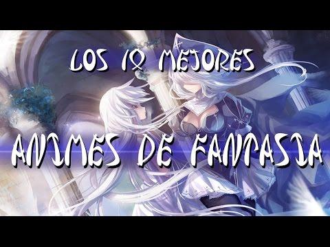 Los 10 mejores animes de fantasía | Top 10 Best Fantasy Anime EVER