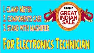 Amazon big billion day offer for Electronics Technician
