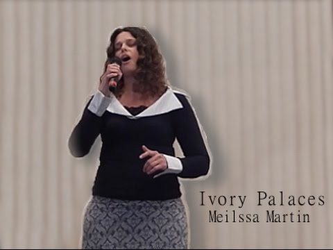 Ivory Palaces   Melissa Martin   Mar  2016 Dodge Center SDA church