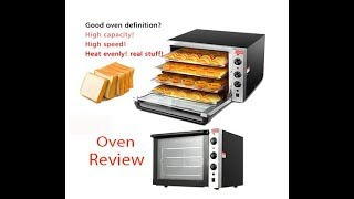 Commercial Electric Baking Machine With 4 Layers Cake/Bread/ Pizza Oven
