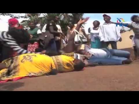 Drama as Nyeri women demand involvement in budget making