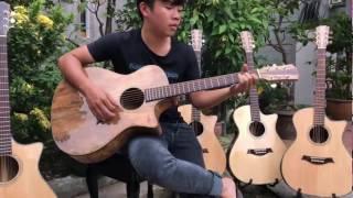 Guitar Nguyễn Anh -  Siêu Phẩm Guitar