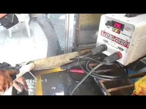Underwater Welding - ASEA 200D DC  Inverter Welder