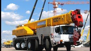 Супер-автокран 100 тонн. Наш ответ импорту!(, 2015-04-10T13:18:25.000Z)