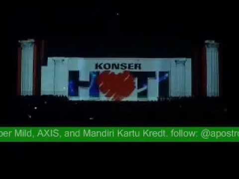 KAHITNA - Opening Konser HATI Surabaya