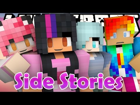Slumber Party! | Minecraft Side Stories