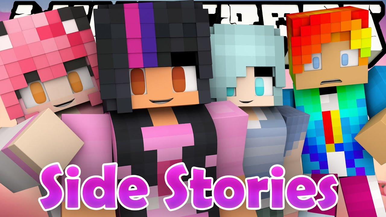 Fall Out Boy Wallpapers 2015 Slumber Party Minecraft Side Stories Youtube
