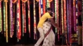 Telugu Andhra Village  romantice Sexy Dance