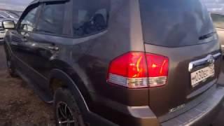 видео KIA Mohave, КИА Мохав, кия мохаве