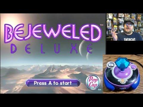 Bejeweled Deluxe Jakks Pacific Plug & Play TV Games - Game Play