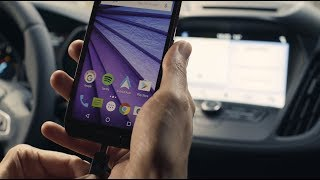 Ford SYNC 3 – Android Auto | Ford Russia