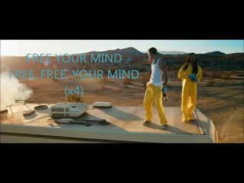 Steve Aoki ft. Machine Gun Kelly - Free The Madness (Lyrics Video)
