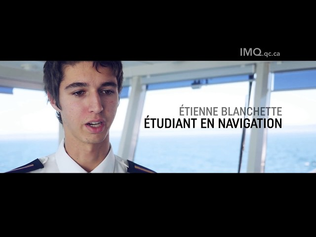 Navigation - Institut maritime du Québec