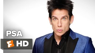 Zoolander 2 - The More You Know - Derek Zoolander on Education: Stay in School (2016) HD