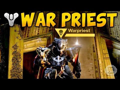 Destiny Kings Fall Raid: WARPRIEST TUTORIAL! How To Kill The War Priest 1st Boss  (Completion Guide)