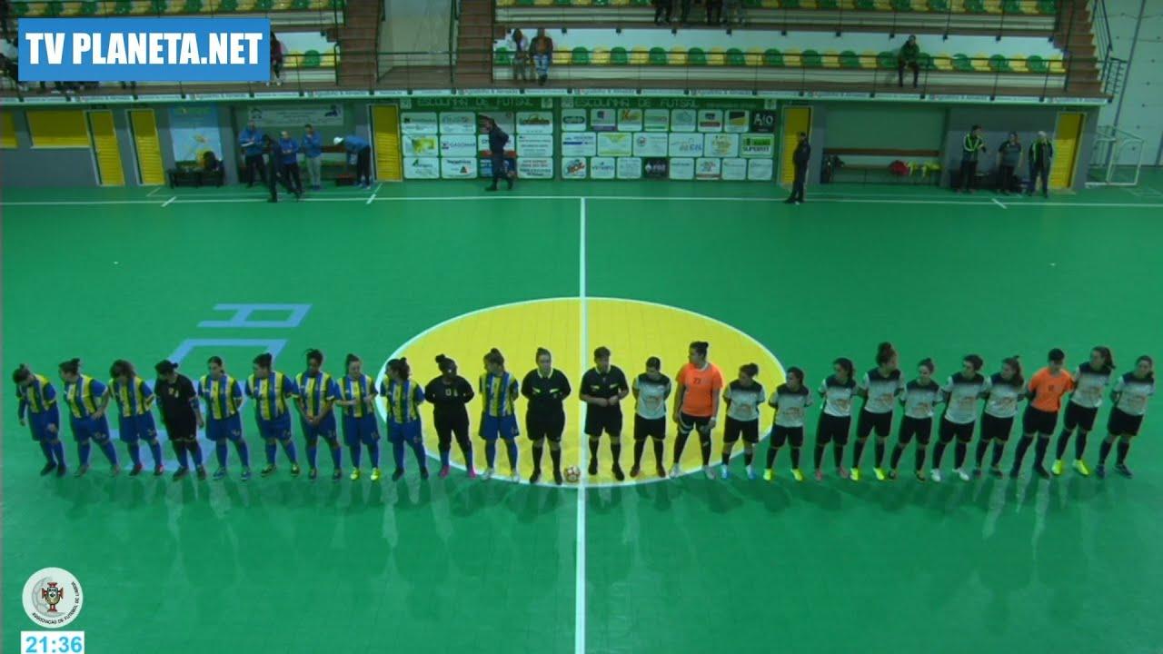 Golos Futsal Feminino: PREGANÇA 3x3 VALEJAS - 2ª Divisão ...