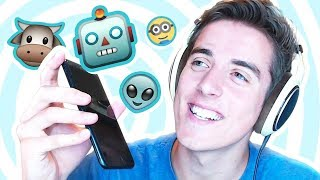 TRYING A VOICE CHANGER!! thumbnail