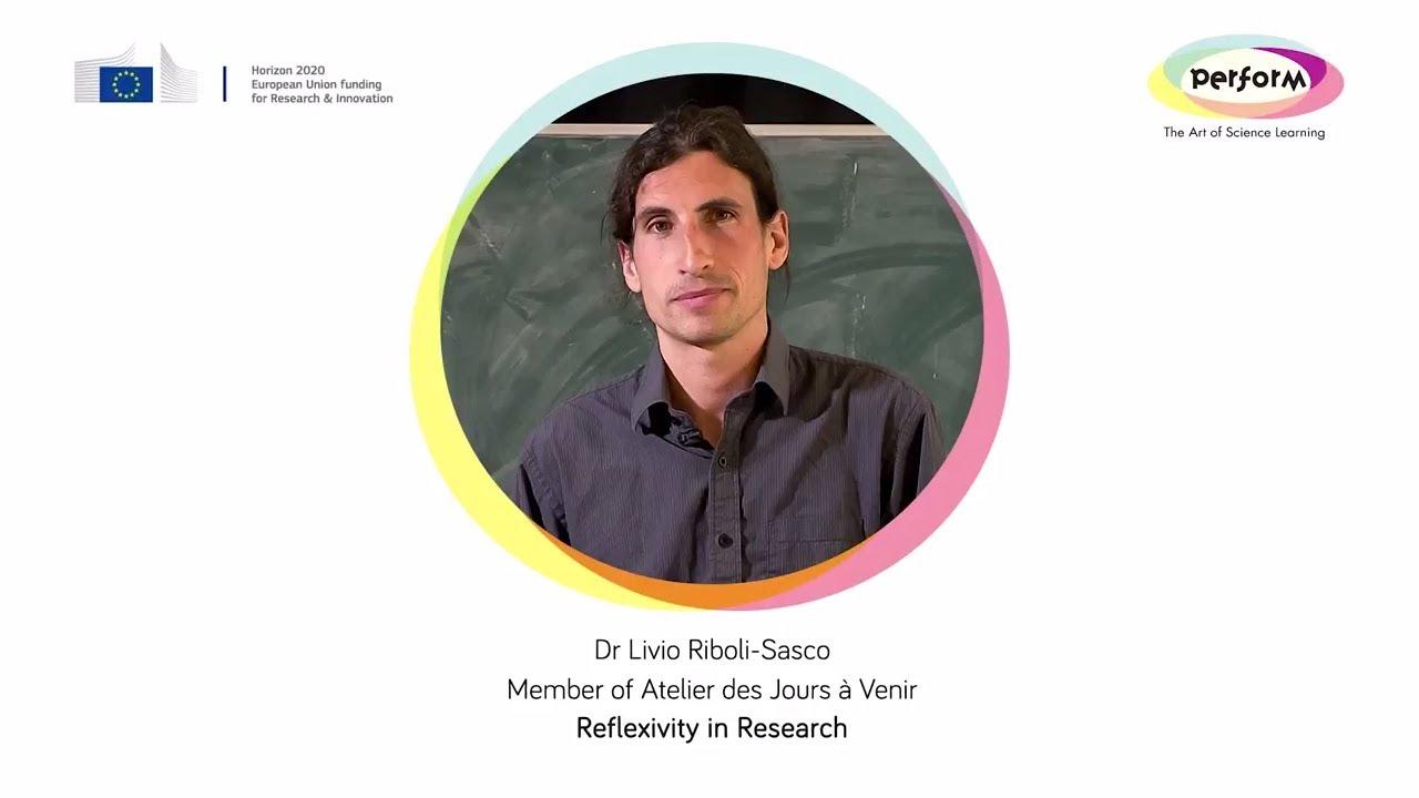 Reflexivity in Research - Livio Riboli-Sasco