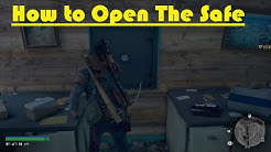Days Gone - How to Open The Safe at Crazy Willies (6)
