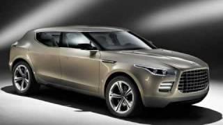 2009 Aston Martin Lagonda Concept  Videos